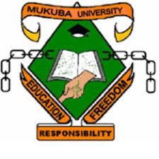 Mukuba University Academic Calendar 2020/2021 Session