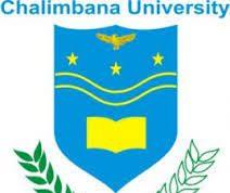 Chalimbana University Fees Structure