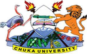 Chuka University 2020 Intake – Application Form