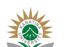 Karatina University (KaRu) 2020/2021 Admission Letter