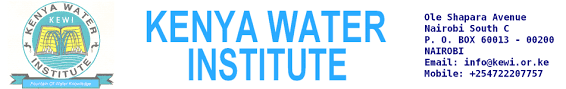 Kenya Water Institute (KEWI) Recruitment for Corporate Communication – Intern