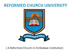Reformed Church University (RCU) Digital Library Platform